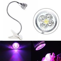 Wholesale Ufo Led 15w - Wholesale 19 Inch 15W LED Hydroponic Plant Grow Light Clip Flexible Lamp for Indoor Garden LEG_60A