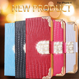 Wholesale Crystal Diamond Cases - For iphone 8 iphone 7 phone cases Leather wallet Case with card slot Luxury Glitter Crystal Diamond For iphone 6s plus samsung s8