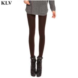 calças de veludo Desconto Atacado-Sexy Leggins Feminino Moda Feminina Leggings De Veludo Feminino Assentamento Leggings Mulheres Oc11