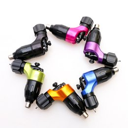 Wholesale Swiss Liner - Hot Sales Tattoo Rotary Machine Swiss Motor FK Tattoo Machine Gun High Quality Tattoo Supply with More Colors TM907 Free Shipping