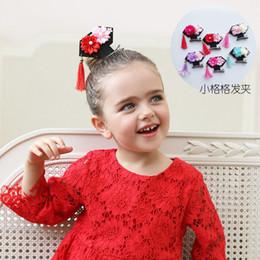 Wholesale Novelty Combs Wholesale - The new princess novelty jewelry YOKI hairpin tassel Europe children headdress
