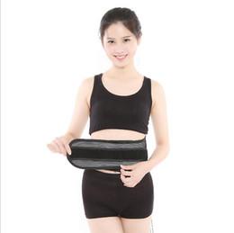 Wholesale Magnetic Heat Waist Belt Wholesaler - Therapy Waist Spontaneous Heating Brace Support Protection Belt Waist Magnetic Therapy Belt Women Body Shaper LJJO2695