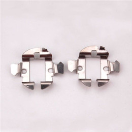 Wholesale Adapter For H7 - 4 x H7 Xenon HID Bulbs Adapters Holders For Audi A6 BMW X5 5 Mercedes-Benz Saab