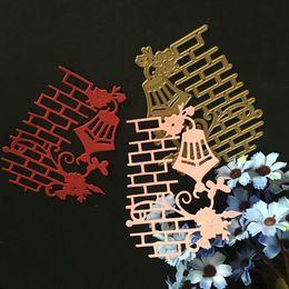 Wholesale Diy Art Toys - 76x100m Flowers Frame Fashion scrapbooking DIY Carbon Sharp Metal steel cutting die Book photo album art card Dies Cut Toy q171128