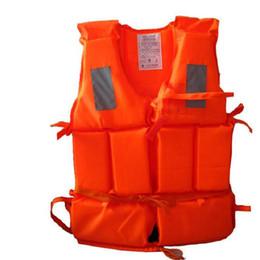 2019 rosa bambino galleggiante Survival Boat Sail Life Vest Uomo Kayak Swim Working Bubble Giacche Costume da bagno Lifesaving Con Whistle Life Jacket Per Adulti Spedizione Gratuita