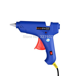 Wholesale Pdr Paintless Dent Repair Glue - PDR Tools Paintless Dent Repair Tools Dent Removal Hot Glue Gun 20w Blue Glue Gun With Hot Melt Glue Sticks Ferramentas