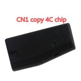 Wholesale Chip Keys Auto - CN1 Transponder Chip Can Copy All 4C chip CN1 Chip For ND900 CN900 Auto Key Programmer Free Shipping