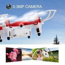 Wholesale Holders Motor - F17860 61 FQ777 951W WIFI Mini Pocket Drone FPV 4CH 6-axis gyro Quadcopter with 30W Camera Smartphone Holder Transmitter DHL free shipping