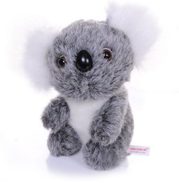 Wholesale Baby Koalas - 18cm Cute koala plush toy doll koala bear plush toys Lovely kids Educational toys Koala Bear Doll Baby Toys KKA2316