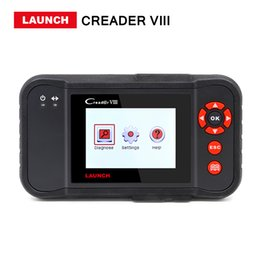 Wholesale Cresetter Oil Lamp - Launch X431 Creader 8 Creader VIII DBScar scan tool update online and Creader iii CResetter Oil Lamp Reset tool Free shipping