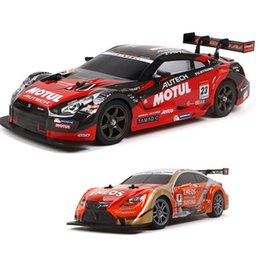 Wholesale Rc Car Body Road - High speed RC Car 4WD 2.4GHz RC Drift Car Explosion - proof Car Body Remote Control Off-Road Vehicles Toy