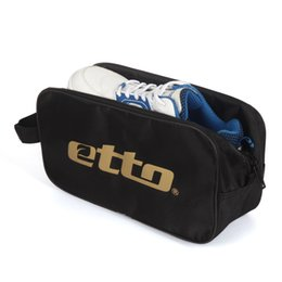 Wholesale Bag For Shoes Sport - Etto Multifunction Storage 1 Pair Sneakers Bag Unisex Travel Sports Bag For Shoes Airticles Storage Men Women HAB008