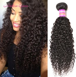 Wholesale Double Wefted Hair Extensions - 7A Grade Mongolian Human Hair Weaves 4 Bundles Mongolian Kinky Curly Hair Extensions Afro Kinky Curly Wefted Mongolian Curly Hair Weave