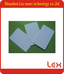 Wholesale Smart Buy Wholesale - Wholesale- buy Best id or ic card factory price High Quality 100pcs lot TK4100 125HZ ISO11785 blanks plastic pvc smart chip id cards