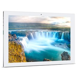 Wholesale Ips Sensor - Wholesale- Teclast X10 plus Quad Core Intel Cherry Trail X5 Z8300 1.8GHz Android 5.1 Tablet PC 2GB 32GB eMMC 10.1 Inch 1280x800 IPS Screen