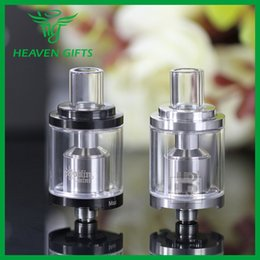Wholesale Two Hole Atomizer - Wholesale-100% Original UD Goblin mini RTA Atomizer with Tank Capacity 3ml Electronic Cigarette Atomizer 3ml with Two Air Holes from hg