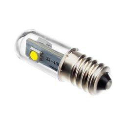 Wholesale Wholesale Range Hoods - Wholesale- 1x Small E14 LED Refrigerator Lights SMD5050 0.5W AC 220V Corn Bulbs Indicator Lamp Range Hood Lights Fridge Crystal Lamp Lights