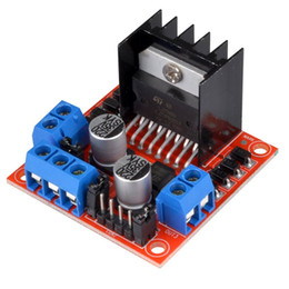 Wholesale Bridge Life - Ivolador L298N Motor Drive Controller Board Module Dual H Bridge DC Stepper For Arduino 2Packs
