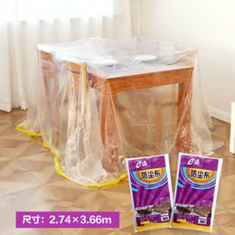 2019 literie à carreaux bleus Vente en gros-ménage poussière chiffon anti-poussière multi-usages, salon canapé table chiffon anti-poussière tissu imperméable