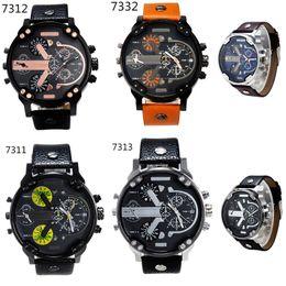 db1a67596 Best-seller Moda Masculina Relógios dz Relógios De Luxo Da Marca montre  homme Homens Militares Relógios de Pulso de Quartzo Relogio masculino  rejoles