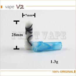 Wholesale Vivi Nova Vamo - Wholesale- Hot Selling Colorful Heat Inslulation 510 Thread 510 Drip Tips for 510 Atomizer MOD Protank vivi nova vamo kayfun FREE SHIPPING