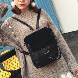 Wholesale Cell Phones Cost - Wholesale- NEW Most Cost-effective Backpack New Arrival Vintage Women Shoulder Bag Girls Fashion Schoolbag High Quality Women Small Bag