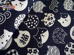 Wholesale Textile Items - wholesale Cotton& polyeste canvas fabrics DIY Pillow Cushion Curtains household items Patchwork Jacquard Cloth Home Textile A167