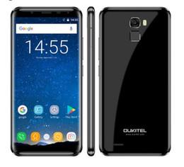 Wholesale Radio Full - 18:9 Full Screen Oukitel K5000 4G Android 7.0 Smartphone 5.7inch MT6750 Octa Core 4GB RAM 64GB ROM 21.0MP Fingerprint