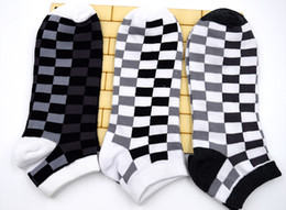 Wholesale Sneaker Socks Wholesale - Men's Cotton Ankle Socks for Summer Spring and Autumn No Slip Sneaker Casual Knitting Yarn Socks