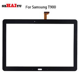 display lcd lc nexus schermo Sconti Per Touch Screen per Samsung Galaxy Tab Pro T900 SM-T900 - Testato Buon Lavoro Bianco Nero Sensor Digitizer Assembly + Strumenti