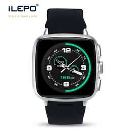 Wholesale Touch Watches Sale - Affordable android smart watch Z01 with low cost rich feature IPS screen touch display wirst phone watch on sale