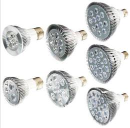 2019 led cree e27 cob 2017 Bombilla Led regulable par38 par30 par20 85-240V 9W 10W 14W 18W 24W 30W E27 Iluminación LED Lámpara de foco luz empotrada