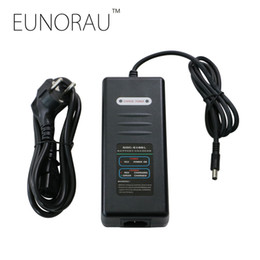 Wholesale lithium batteries for e bike - Free shipping 36V2A Lithium ion battery Charger Used for 36v e-bike battery