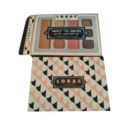 Wholesale Halloween Cosmetics - LORAC 8 Colors Eye Shadow + Face Blush New Limited Edition Multifunction Makeup Eyeshadow Palette Beauty Cosmetic Wholesale 3001024