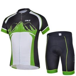 Wholesale Popular Bicycle - SPLY 2017 HOT Cheji CyclingS Apparel 2014 Popular Style Short Sleeve Jersey Cycling Top and Padded Bicycle Shorts