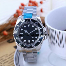 Wholesale Man People - Hot new AAA quality 44 mm gold men watch brand fashion stainless steel quartz movement of people to watch for free shipping