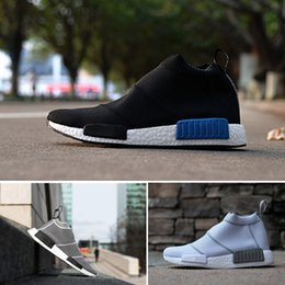 Wholesale New Table Tops - Wholesale 2016 New Design 100% Top Quality NMD City Sock Men And Women Shoes,NMD Sock PK Casual Sports Shoes Fashion Footwear Free Shipping