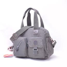 Wholesale Types School Bags - Storage Bag Hot Women Messenger Bag Nylon Women Bags Shoulder Crossbody Bags Fashion Ladies Handbags 9 color School Bags Sac A Main