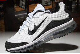 Wholesale China Sneakers Shoes Wholesale - (Free By DHL)2017 new arrival maxes china KPU running shoes for men sports shoes top quality sneaker Trainers ,size US 7-13 ,wholesale