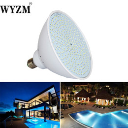 Wholesale Usa Swim - Wholesale- USA Local Shipping,12Volt 20w Color Changing Swimming Pool LED Lights for Pentair Hayward Fixture