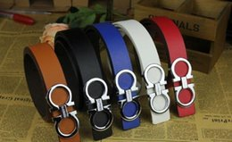 Wholesale First Class Luxury - Hot sale!2017 Best Quality First Class real genuine Leather Mens designer For men leather belts for women strap Luxury Belts Alloy Buckle
