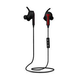 Wholesale Earplugs Mic - New BW-607 Bluetooth Earplug wireless headphone Mini size headset sport activities stylish Bluetooth V4.0 Class 2 with retail packaging dhl