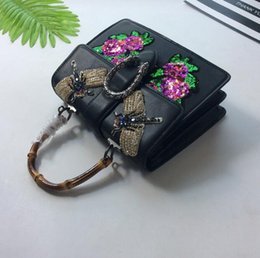 Wholesale italy brand bag - 2017 new brand bee High quality Original Women Bag women famous brands bags small bags Italy Luxury Brand bags Fashion Designer blue