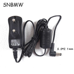 Wholesale Power Adapter For Lcd - Wholesale- EU Plug Good Qulity 5.2V 1A 100-240V 50-60HZ Input Power Adapter Power Charger For Monitor LCD Displayer and Other Muti-use