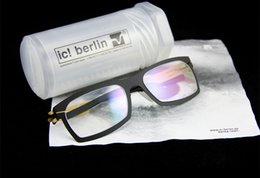 Wholesale Ic S - HOT sale IC!berlin frame natalia s Titanium alloy sunglasses frames myopia frame men and women brand designer free shipping
