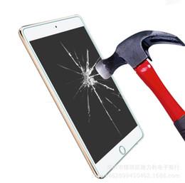 Argentina Para NUEVO iPad PRO 12.9 pulgadas Mini 4 Protector de pantalla de la película resistente al rayado HD Clear ipad Mini 2/3 iPad Aire templado vidrio Suministro