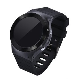 Wholesale Wholesale Home Monitoring Systems - Smart watch S99 full circle 3G Andrews 5.1 system HD pixel GPS remote control heart rate monitoring call music video WeChat