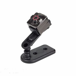 Wholesale Spy Camera Infrared Night Vision - Wholesale-Spy Mini Camera SQ8 Espia DV Video Recorder HD 1080P 720P Sport Infrared Night Vision Micro Cam Motion Detection Camcordor