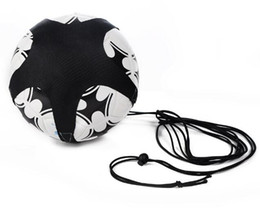 Wholesale Football Equipment Bags - Best selling Free shipping Wholesale Football training equipment Bounce ball bag football training gyroscope Assist to play football