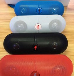 Wholesale Hot Audio Box Mp3 Player - Hot sell XL Bluetooth Speaker XL with Retail Box Black Color red blue white pink